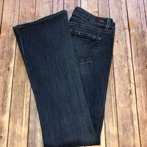 Paige || Skyline Boot Cut Jeans Size 27